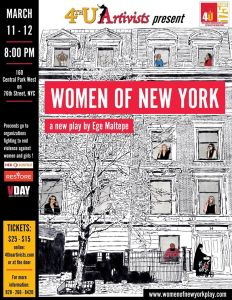 women of ny poster